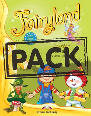 Fairyland Starter: Pupil's IEBook Pack (GREECE)