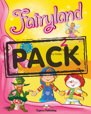 Fairyland: Pupil's IEBook Pack (GREECE) Level 2
