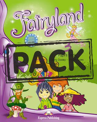 Fairyland: Pupil's IEBook Pack (GREECE) Level 3