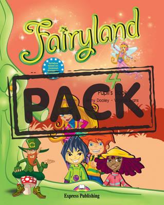 Fairyland: Pupil's IEBook Pack (GREECE) Level 4