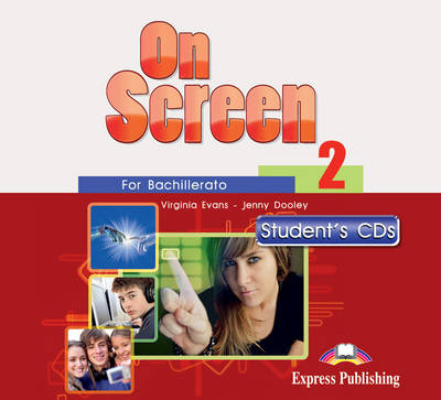 On Screen 2 Bachillerato: Student's Audio CD (SPAIN) (CD-Audio)