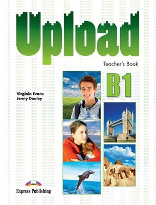 Upload B1: Teacher's Book (ITALY) (Paperback)