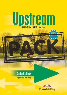 Upstream Beginner A1+: Student's Pack (Hungary)