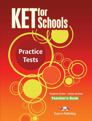 Ket for Schools Practice Tests: Teacher's Book (International) (Paperback)