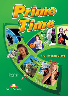 PRIME TIME PRE-INTERMEDIATE: Student's Book (INTERNATIONAL) (Paperback)