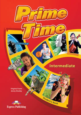 Primetime Intermediate: Student's Book (INTERNATIONAL) (Paperback)