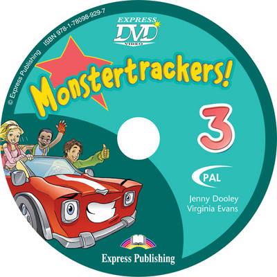 Monstertrackers 3: DVD - PAL (INTERNATIONAL) (DVD)