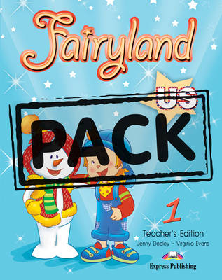 Fairyland US 1: Teacher's Book with Posters (US) (Paperback)