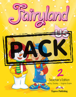 Fairyland US 2: Teacher's Book with Posters (US) (Paperback)