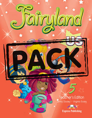 Fairyland US 5: Teacher's Book with Posters (US) (Paperback)