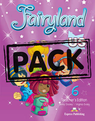 Fairyland US 6: Teacher's Book with Posters (US) (Paperback)