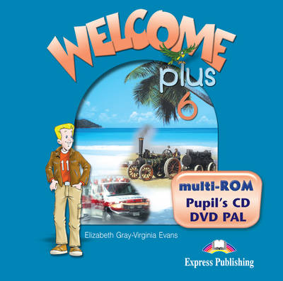 Welcome Plus 6: Multi-Rom PAL (INTERNATIONAL) (DVD)