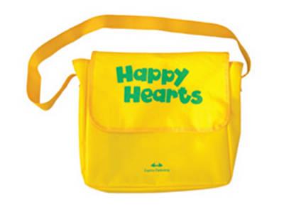 Happy Hearts 2: Teacher's Bag 4 (blue) (INTERNATIONAL)