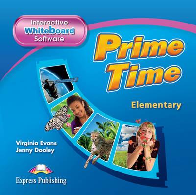 Prime Time Elementary: Interactive Whiteboard Software (CD-ROM) (INTERNATIONAL) (CD-ROM)