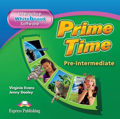 Prime Time Pre-intermediate: Interactive Whiteboard Software (CD-ROM) (INTERNATIONAL) (CD-ROM)