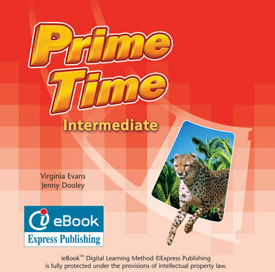 Prime Time Intermediate: IeBook (DVD) (INTERNATIONAL) (DVD)