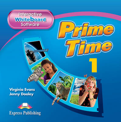 Prime Time 1: Interactive Whiteboard Software (CD-ROM) (INTERNATIONAL) (CD-ROM)