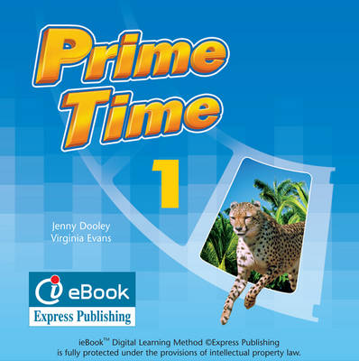 Prime Time 1: IeBook (INTERNATIONAL) (DVD)