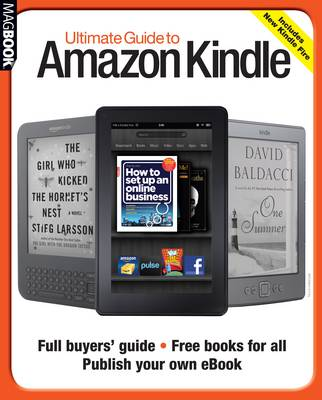 Ultimate Guide to Amazon Kindle (Paperback)
