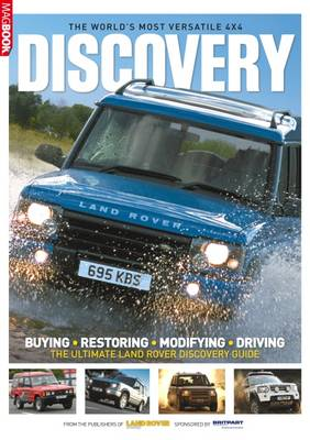 Land Rover Discovery (Paperback)