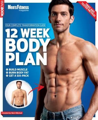 Men's Fitness 12 Week Body Plan (Paperback)