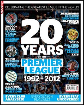 20 Years of the Premier League (Paperback)