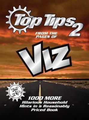 Viz Top of the Tips 2 (Hardback)