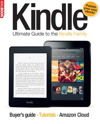 Ultimate Guide to Amazon Kindle Family (Paperback)