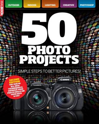 50 Photo Projects: (Vol. 2) (Paperback)