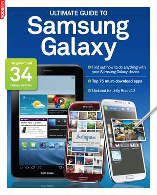 Ultimate Guide to the Samsung Galaxy (Paperback)