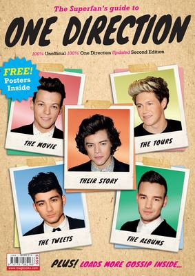 The Superfan's Guide to One Direction (Paperback)