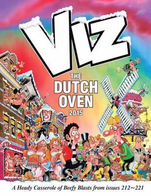 The Viz Annual: The Dutch Oven (Hardback)