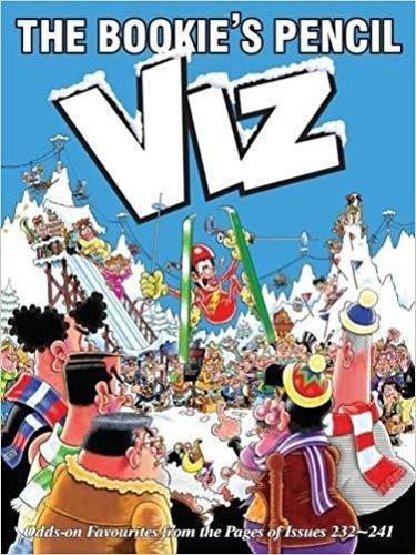 Viz Annual: The Bookie's Pencil (Hardback)