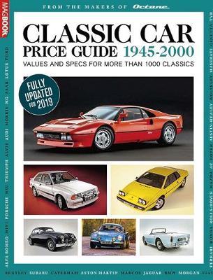 Classic Car Price Guide 2019 (Paperback)
