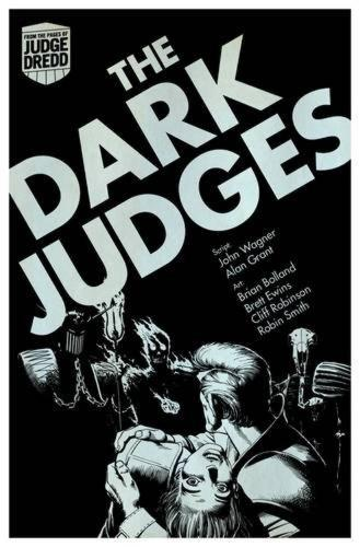 Judge Dredd: the Dark Judges (Paperback)