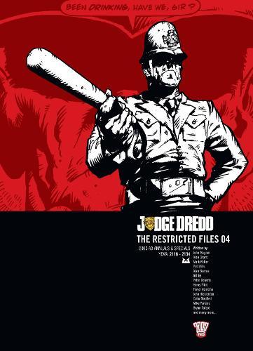 Judge Dredd: Restricted Files: v. 4 (Paperback)