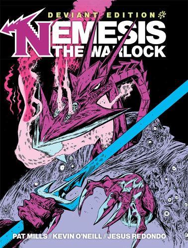 Nemesis The Warlock: Deviant Edition (Hardback)