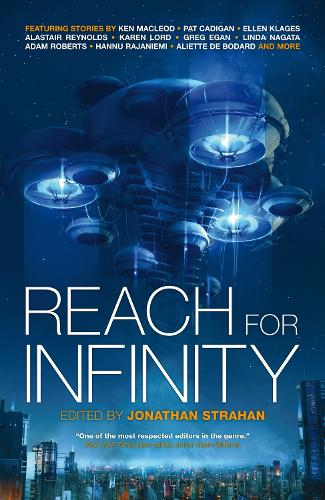 Reach For Infinity (Paperback)