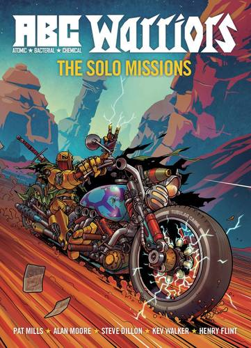 A.B.C. Warriors: Solo Missions (Paperback)