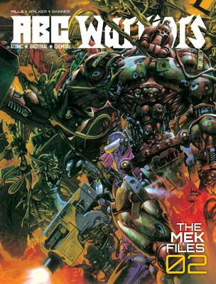 ABC Warriors - The Mek Files 2 (Hardback)