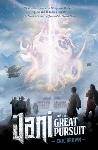 Jani and the Great Pursuit - The Multiplicity Series 2 (Paperback)