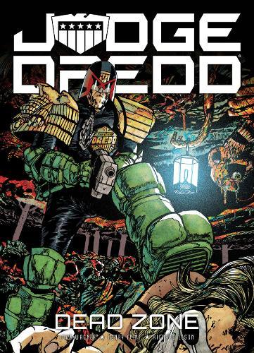 Judge Dredd: Dead Zone (Paperback)