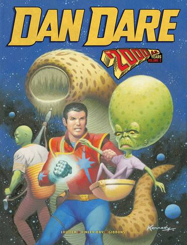Dan Dare - The 2000 AD Years Vol. 2 (Hardback)