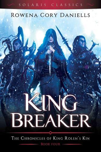 King Breaker - King Rolen's Kin 4 (Paperback)
