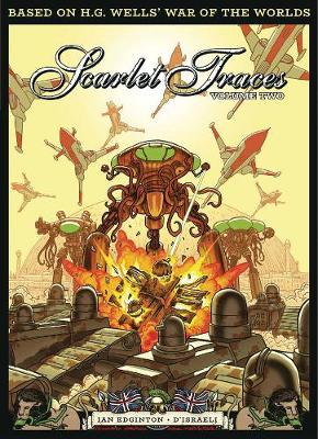 The Complete Scarlet Traces Vol. 2 (Paperback)