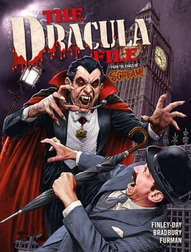 The Dracula Files (Hardback)