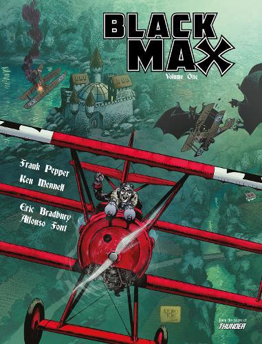 Black Max Volume One - Black Max 1 (Paperback)