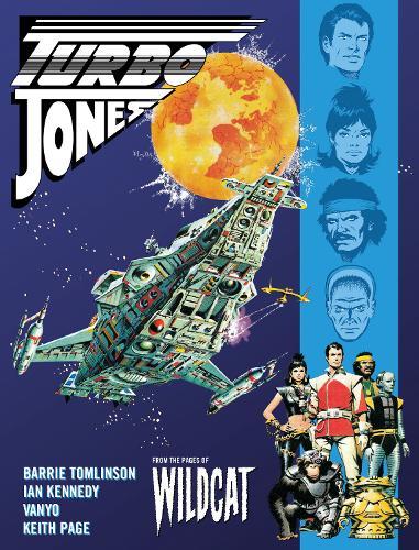 Wildcat 1 - Turbo Jones (Paperback)