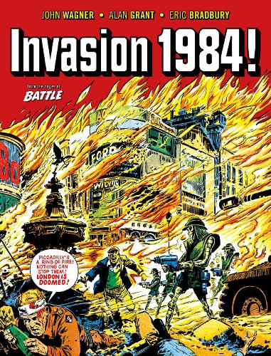 Invasion 1984 (Paperback)