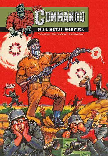 Best of Steel Commando (Paperback)